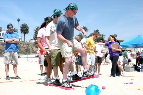 Team Building Activities Santa Monica