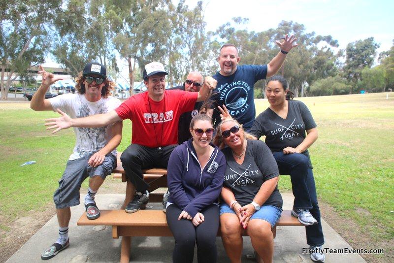 Visit Huntington Beach staff