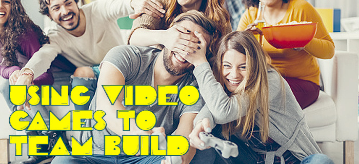 Using Video Games as a Team Building Engagement Activity