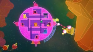 Video game corporate team building screenshot