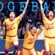 Dodgeball Tournament Team Building Celebration