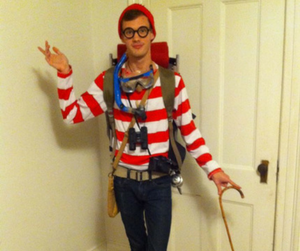 Waldo office Halloween costumes