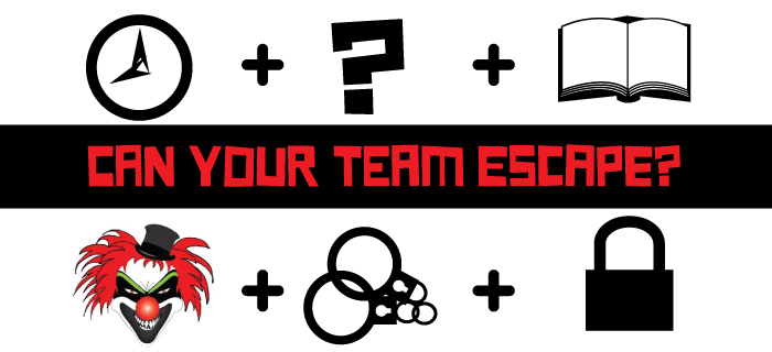 best escape rooms for team building in orange county logo corporate