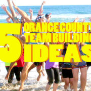 OC Team Building 5 Ideas title card