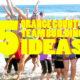 OC Team Building 5 Ideas title card