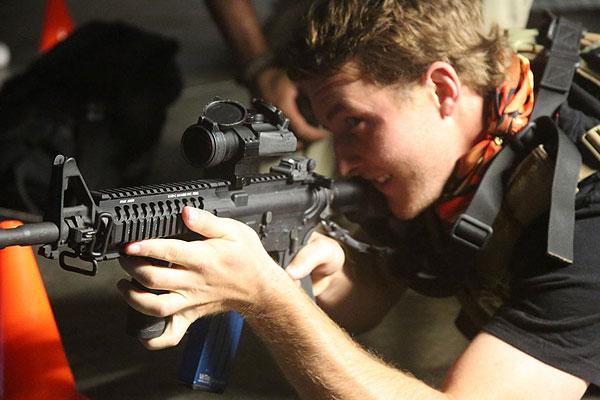 team building guns tactical training corporate