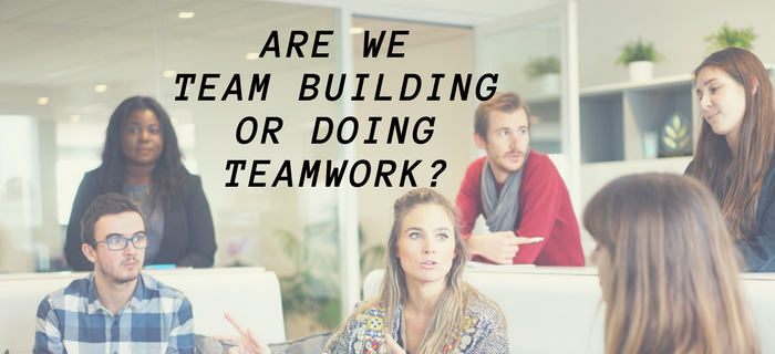 team building myths