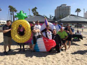 Redondo Beach team building