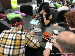 CSR team building