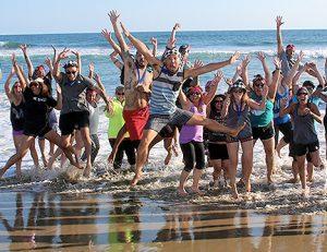 Hermosa Beach team building