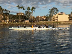 outrigger canoe team building