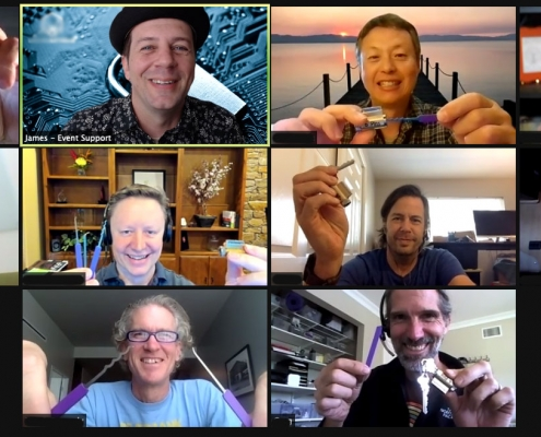lock picking lesson corporate team building virtual event